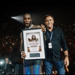 Burna Boy becomes first Afrobeat Artiste to Sell out Wembley Arena ( SSE Arena)
