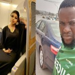 Bobrisky's driver Absconds with his Mercedes Benz C-class and N596k