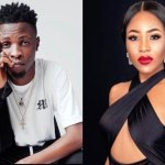 "BBNaija: ""At what Point did I try to Kiss You, As Ugly and Skinny as You are""- Erica slams Laycon (video)"