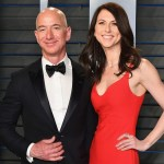 Jeff Bezos' Ex-wife, MacKenzie Scott becomes the World's richest Woman, her Networth rises to $67.4 billion
