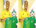 Brazillian winger,  Ribeiro Alves Lucas joins Kwara United of Ilorin on one-year deal