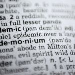 'Pandemic' is named as 2020's Word of the Year by Merriam-Webster.