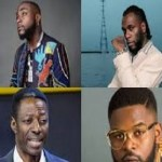 Falz, Davido, BurnaBoy, Kanu 46 others, dragged to Court Over #EndSARS Protests