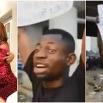 """Ned Nwoko Must Not Marry Another Wife' – Regina Daniels fans stage protest in Port Harcourt(Video)"