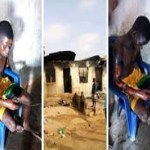 Woman sets husband ablaze in Benue state (Photos)
