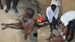 Police rescue 15 year old girl allegedly confined in a room for 10 years by Parents in Kano State