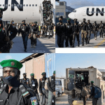 144 Nigerian Police officers deployed to Somalia to Support And Train Men of the Somalia Police Force