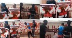 Kogi Residents flogged two men for staging #BuhariMustGo Protest in the state (video)