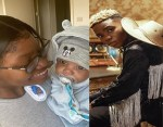"""""""He Can't Afford N13k to Buy Balloons for Son's Birthday"""" - Singer, Lyta's Baby Mama drags him"""