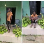 """""""My girlfriend asked me for N10K for makeup"""" – Man reveals why he stole Plantain (Photos)"""
