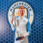 Kevin De Bruyne wins PFA Player of the Year Award for the Second Successive Season