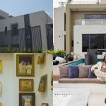 """""""This Is Where I Made My Grammy-Winning Album"""" – Burna Boy, show off his Lagos Mansion (video)"""