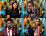 BBNaija: Boma,Tega, Michael, Peace, evicted from the Big Brother house, (See viewers vote)