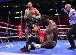 Tyson Fury knocks out Deontay Wilder in 11th Round to Retain WBC Heavyweight World title