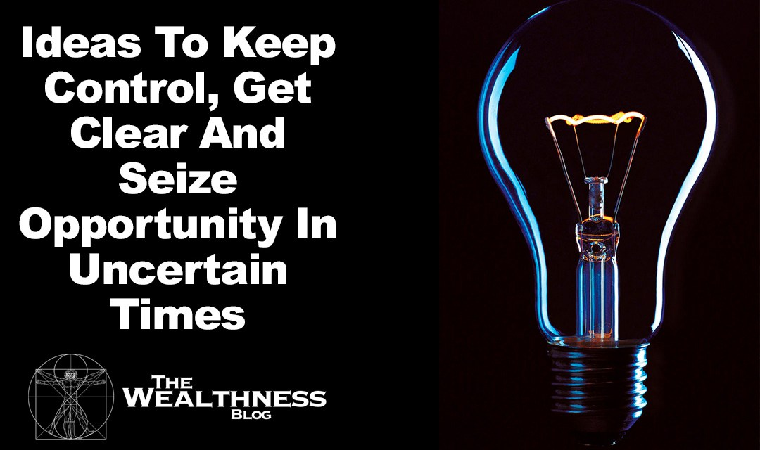 Fast Business Pivots & Powerful Ideas To Keep Control, Get Clear And Seize Opportunity In Uncertain Times