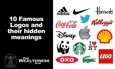 10 Famous Logos and their hidden meanings