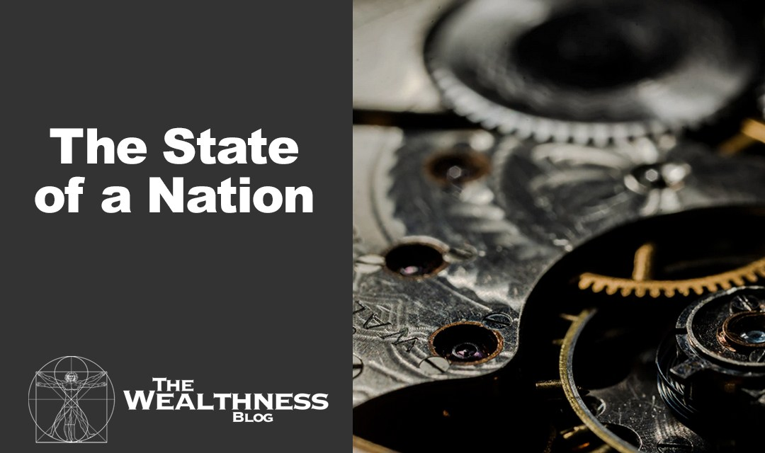 The State of a Nation | The Omniscience Principle Part 11