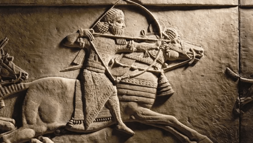 Chapter XVII. The Hebrews in Assyrian History