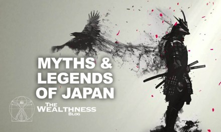 Myths & Legends of Japan