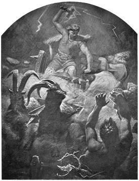 Thor and the Giants
