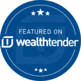 Badge for content featured on Wealthtender