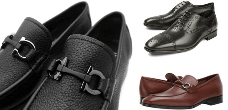 Ferragamo フェラガモ 革靴