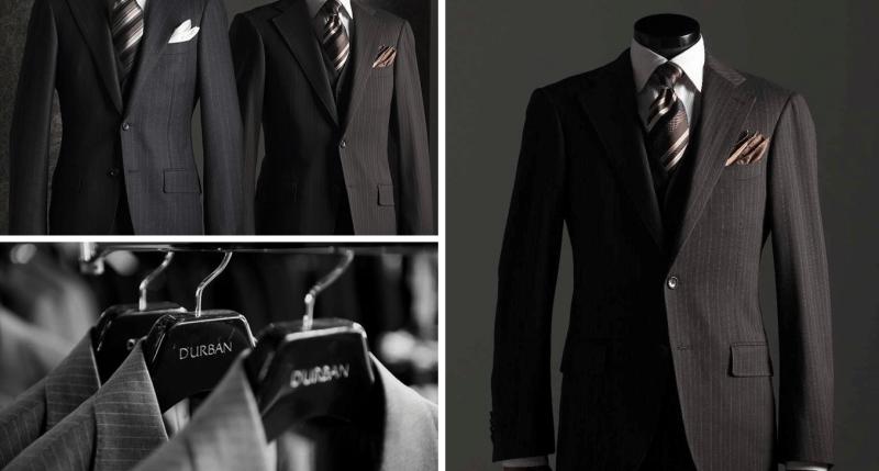 ダーバン(DURBAN) スーツ