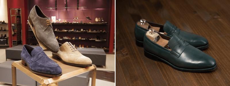 カルミナの高品質で高評判の革靴
