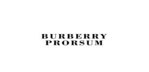 BURBERRY(バーバリー)の『バーバリープローサム』のロゴ