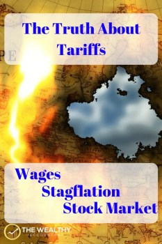 #tariffs #tradewars #stagflation #economy | trade war | tariff | wages in a trade war
