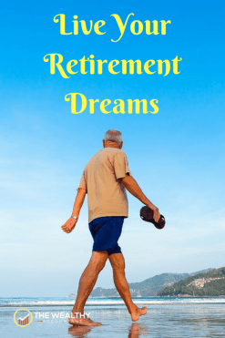 Planning is required to live the retirement of your dreams. #retirementplanning #earlyretirement #FIRE #friends #dreams