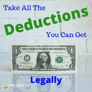 You deserve every legal deduction allowed. Pat the lowest amount of taxes legally, including the new tax bill. Investment property owners and small businesses have more deductions than ever, included non-cash deductions. #cash #deduction #taxes #taxdeductions #legaldeductions