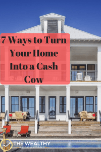 Real estate is a known way to create and build wealth. Turn your property into a cash cow using the right financial tools.