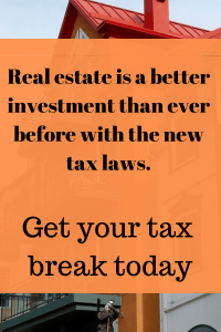 Real estate is better than ever with the new tax laws. Discover the advantages to 199A. Get your tax break today.