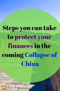Protect your finances if China's debt bubble implodes. Don't let the trade war ruin your retirement plans.