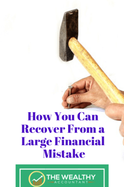 Financial losses are hard to take. This is how the wealthy deal with financial hardships and mistakes.