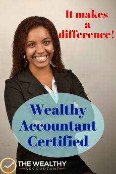 The best accountants do more than prepare taxes; they advise their clients for maximum wealth. You work hard for your money. Keep as much as legally possible while growing your net worth.