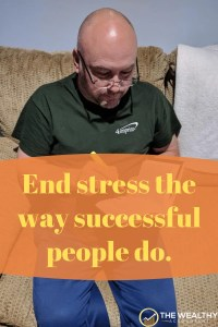 End stress the way successful people do. Find solitude in the chaos of life. Reduce debt and achieve financial freedom without stress. Find solitude, stillness. #stress #stressedout #successfulpeople #success #stillness #solitude
