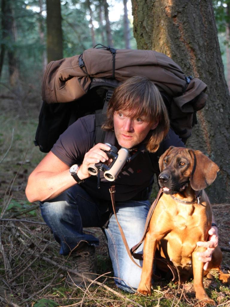 Andreas Kieling Hund Cleo Tot