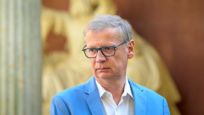 Günther Jauch Krankheit