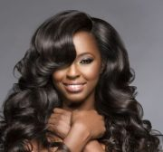 virgin remy sew in weave hair extensions