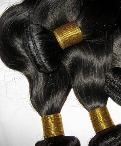Pure Virgin Hair Weave Brazilian 100 Human Unprocessed