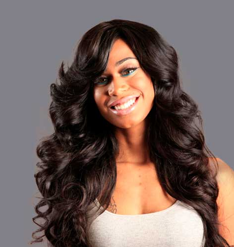Virgin Remy Sew In Weave Hair Extensions Body Wave Brazilian Malaysian Indian Peruvian