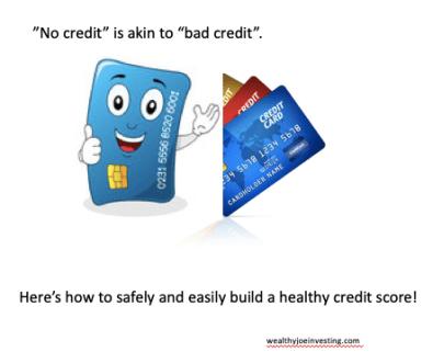 i have no credit