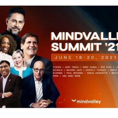 mindvalley virtual summit'21