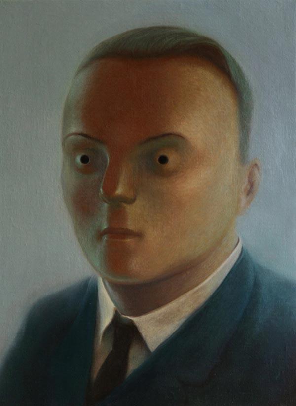 Creepy Portraits by Raymond Lemstra