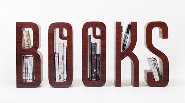 Creative Bookshelf Design By Saori Kajiwara And Matt Innes