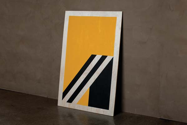 Minimalist Handmade Graphic Art By Marcus Hollands