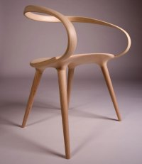 Velo Chair by Jan Waterston
