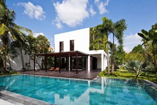 Thao Dien Residence in Vietnam by MM ++ Architects